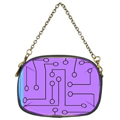 Peripherals Chain Purses (one Side)
