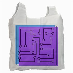 Peripherals Recycle Bag (two Side)