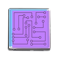 Peripherals Memory Card Reader (square)