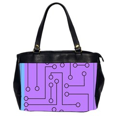 Peripherals Office Handbags (2 Sides)