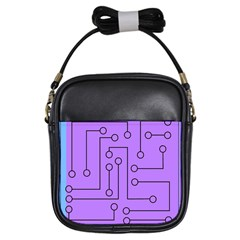 Peripherals Girls Sling Bags