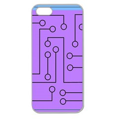 Peripherals Apple Seamless Iphone 5 Case (clear)