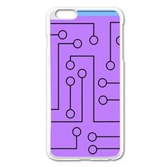 Peripherals Apple Iphone 6 Plus/6s Plus Enamel White Case