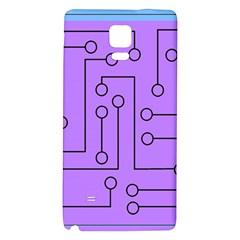 Peripherals Galaxy Note 4 Back Case