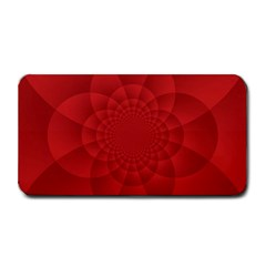 Psychedelic Art Red  Hi Tech Medium Bar Mats