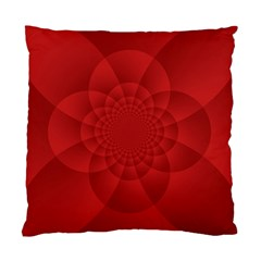 Psychedelic Art Red  Hi Tech Standard Cushion Case (one Side)