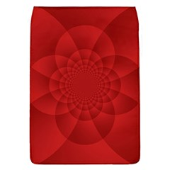 Psychedelic Art Red  Hi Tech Flap Covers (l)