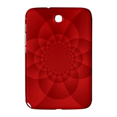 Psychedelic Art Red  Hi Tech Samsung Galaxy Note 8 0 N5100 Hardshell Case