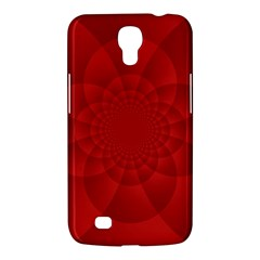 Psychedelic Art Red  Hi Tech Samsung Galaxy Mega 6 3  I9200 Hardshell Case