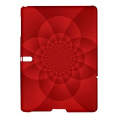 Psychedelic Art Red  Hi Tech Samsung Galaxy Tab S (10 5 ) Hardshell Case
