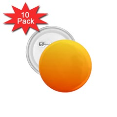 Rainbow Yellow Orange Background 1 75  Buttons (10 Pack)