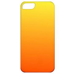 Rainbow Yellow Orange Background Apple Iphone 5 Classic Hardshell Case