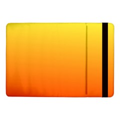 Rainbow Yellow Orange Background Samsung Galaxy Tab Pro 10 1  Flip Case