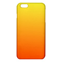 Rainbow Yellow Orange Background Iphone 6 Plus/6s Plus Tpu Case