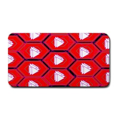 Red Bee Hive Medium Bar Mats