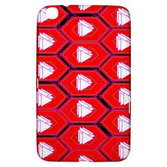 Red Bee Hive Samsung Galaxy Tab 3 (8 ) T3100 Hardshell Case