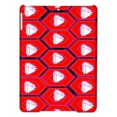 Red Bee Hive Ipad Air Hardshell Cases