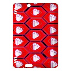 Red Bee Hive Kindle Fire Hdx Hardshell Case