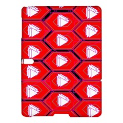 Red Bee Hive Samsung Galaxy Tab S (10 5 ) Hardshell Case