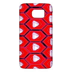 Red Bee Hive Galaxy S6