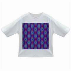 Red Blue Bee Hive Infant/toddler T Shirts