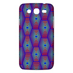 Red Blue Bee Hive Samsung Galaxy Mega 5 8 I9152 Hardshell Case