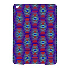 Red Blue Bee Hive Ipad Air 2 Hardshell Cases