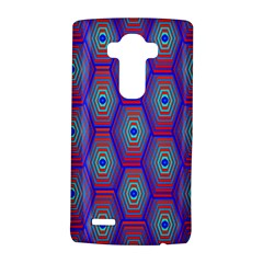 Red Blue Bee Hive Lg G4 Hardshell Case