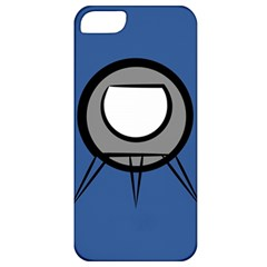 Rocket Ship App Icon Apple Iphone 5 Classic Hardshell Case