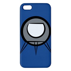Rocket Ship App Icon Apple Iphone 5 Premium Hardshell Case
