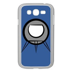 Rocket Ship App Icon Samsung Galaxy Grand Duos I9082 Case (white)