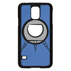 Rocket Ship App Icon Samsung Galaxy S5 Case (black)
