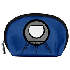 Rocket Ship App Icon Accessory Pouches (large)