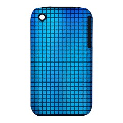 Seamless Blue Tiles Pattern Iphone 3s/3gs