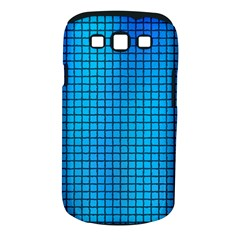 Seamless Blue Tiles Pattern Samsung Galaxy S Iii Classic Hardshell Case (pc+silicone)