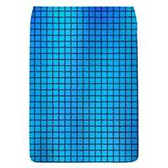 Seamless Blue Tiles Pattern Flap Covers (s)