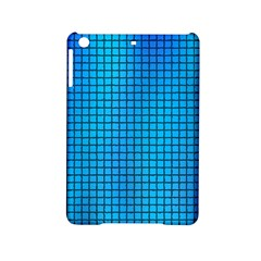 Seamless Blue Tiles Pattern Ipad Mini 2 Hardshell Cases
