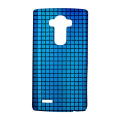 Seamless Blue Tiles Pattern Lg G4 Hardshell Case