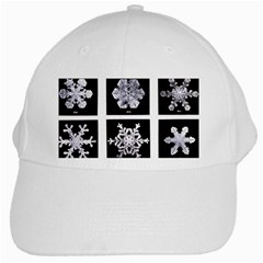 Snowflakes Exemplifies Emergence In A Physical System White Cap