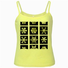 Snowflakes Exemplifies Emergence In A Physical System Yellow Spaghetti Tank