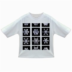 Snowflakes Exemplifies Emergence In A Physical System Infant/toddler T Shirts