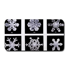 Snowflakes Exemplifies Emergence In A Physical System Medium Bar Mats