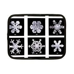Snowflakes Exemplifies Emergence In A Physical System Netbook Case (small)