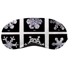 Snowflakes Exemplifies Emergence In A Physical System Sleeping Masks