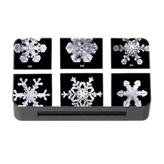 Snowflakes Exemplifies Emergence In A Physical System Memory Card Reader With Cf