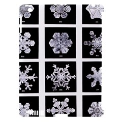 Snowflakes Exemplifies Emergence In A Physical System Apple Ipad 3/4 Hardshell Case (compatible With Smart Cover)
