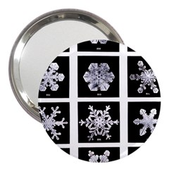 Snowflakes Exemplifies Emergence In A Physical System 3  Handbag Mirrors