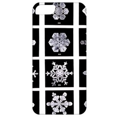 Snowflakes Exemplifies Emergence In A Physical System Apple Iphone 5 Classic Hardshell Case