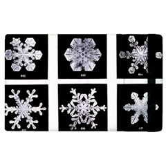 Snowflakes Exemplifies Emergence In A Physical System Apple Ipad 2 Flip Case