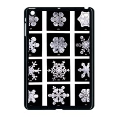 Snowflakes Exemplifies Emergence In A Physical System Apple Ipad Mini Case (black)